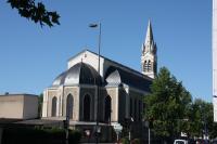 Idée de Sortie Désertines Église Saint-Paul