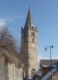 Idée de Sortie Réallon Eglise Saint Pelade