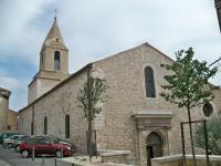 Idée de Sortie Donzère Eglise Saint Philibert