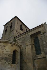 Idée de Sortie Vaucelles et Beffecourt Eglise Saint-Pierre-aux-Liens de Chivy-les-Etouvelles
