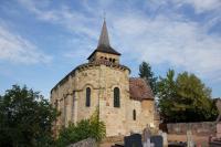 Idée de Sortie Hérisson Église Saint-Pierre de Châteloy