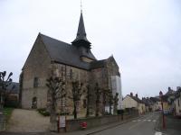 Idée de Sortie Courtenot Eglise Saint-Remy