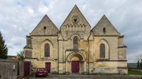 Idée de Sortie Septvaux Eglise Saint-Sauveur de Coucy