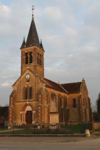 Idée de Sortie Marolles sous Lignières Eglise Saint Sébastien à Les Croûtes