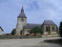 Idée de Sortie Maisoncelle et Villers Eglise Saint Sulpice