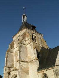 Idée de Sortie Barby Eglise Saint Thibault de Château Porcien