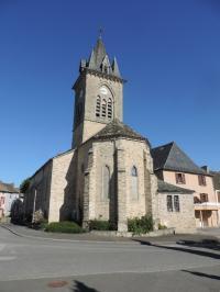 Idée de Sortie La Salvetat Peyralès Eglise Sainte Croix