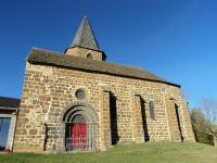 Idée de Sortie Talizat Eglise Sainte-Madeleine de Mentières