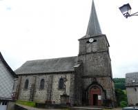Idée de Sortie Montgreleix Eglise Saint Austremoine
