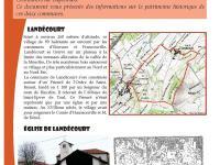 Idée de Sortie Blainville sur l'Eau BALADE AUTOUR D'EINVAUX ET LANDECOURT