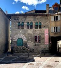 Idée de Sortie Châteauroux les Alpes Maison des Chanonges