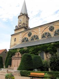 Idée de Sortie Bolsenheim Eglise St Martin