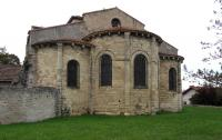 Idée de Sortie Saulzet Église Saint-Cyr et Sainte-Julitte