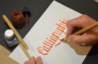 Idée de Sortie Coubisou Atelier de calligraphie - Xavier Piton