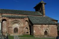 Idée de Sortie Saint Côme d'Olt Eglise romane de Perse
