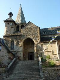 Idée de Sortie Le Nayrac Église Saint-Fleuret