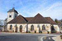 Idée de Sortie Bucey en Othe Eglise Saint-Liébault