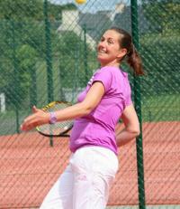 Idée de Sortie Étables sur Mer Courts de tennis couverts et extérieurs Étables