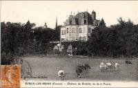 Idée de Sortie Mainsat Découverte Les Châteaux autour d'Evaux les Bains