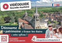 Idée de Sortie Chambonchard Vidéoguide Nouvelle-Aquitaine : Evaux-les-Bains