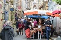 Evenement Saint Robert Marchés traditionnels au gras et aux truffes - Chandeleur