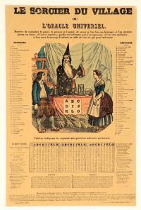 Evenement Lumes exposition en ligne Croyances et superstitions dans les Ardennes, maladies et épidémies au 19e siècle