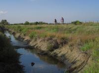 Idée de Sortie Aureille The Civadières with a Mountain bike