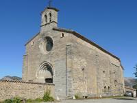 Idée de Sortie Méreuil Église Notre-Dame de la Nativité de Lagrand