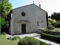 Idée de Sortie Eyragues Chapelle Saint-Bonnet