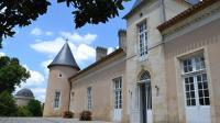 Centre d´art contemporain Chateau Lescombes Gironde