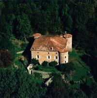 Idée de Sortie Prades Château du Pin