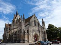 Idée de Sortie Saint Pierre du Bû Eglise Notre-Dame-de-Guibray