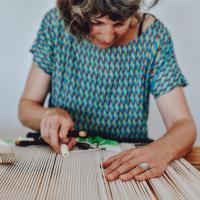 Idée de Sortie Sainte Feyre la Montagne Journées Européennes des Métiers d'Art : atelier de tapisserie de Cc Brindelaine - ANNULE