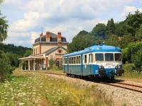Idée de Sortie Sainte Feyre la Montagne Train touristique : voyage à bord de l'autorail creusois