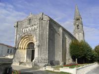 Idée de Sortie Bignay Eglise de Fenioux