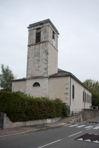 Idée de Sortie Ornex Eglise Notre-Dame et Saint-André