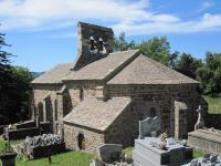 Idée de Sortie Charmensac Eglise de Saint Mary le Cros