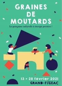 Evenement Flagnac Festival Graines de de Moutards 2021