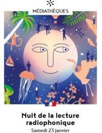 Evenement Montmurat En 2021 la Nuit de la Lecture Sera Radiophonique !