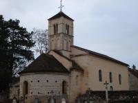 Idée de Sortie Salornay sur Guye Eglise Saint-Thibault