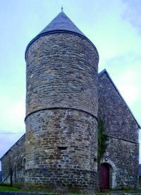 Idée de Sortie Blombay Eglise Saint-Gorgery