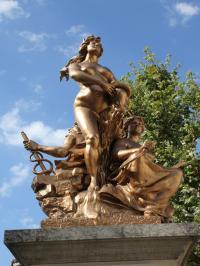 Idée de Sortie Châteaurenard Fontaine de la Durance