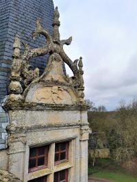 Idée de Sortie Anguerny Visite V.I.P. des toits