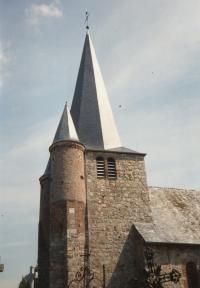 Idée de Sortie Vervins Église fortifiée Saint-Martin (ouverte sur RDV)
