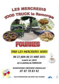 Mercredis-food-truck Fournès