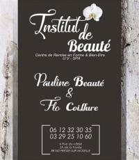 Idée de Sortie Fresse sur Moselle INSTITUT DE BEAUTE / PAULINE BEAUTE et FLO COIFFURE
