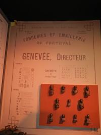 Idée de Sortie Lignières Musée de la fonderie