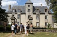 Idée de Sortie Lizières Château et parc