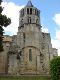 Eglise-Saint-Pierre-de-Gaillan Gaillan en Médoc