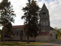 Idée de Sortie Blanzaguet Saint Cybard Église Notre-Dame de Gardes Le Pontaroux